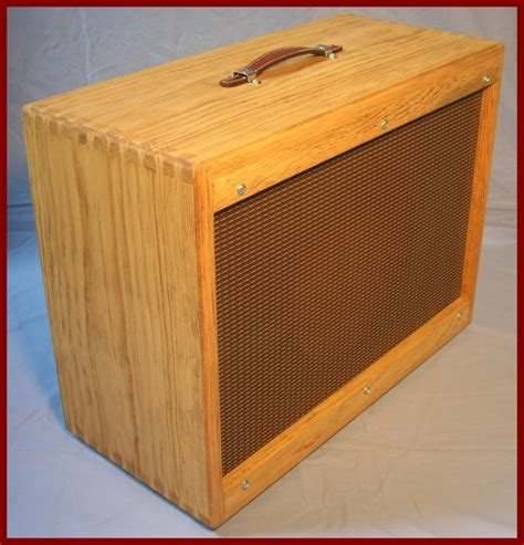 Custom Bass Guitar Speaker Cabinets by Carl S Custom Guitars Handmade Usa Dovetailed Pine 1x12