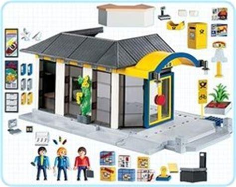 playmobil 4400 a bureau de poste abapri