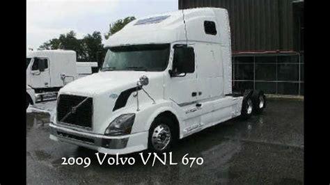 volvo trucks for sale in volvo trucks for sale 2009 volvo vnl 670 florida truck