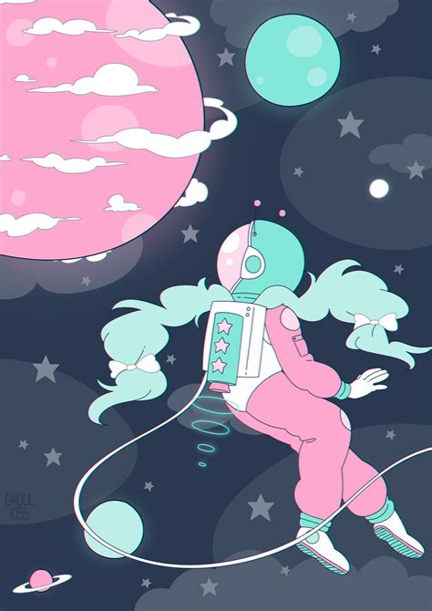 astronaut cartoon ideas  pinterest space cat