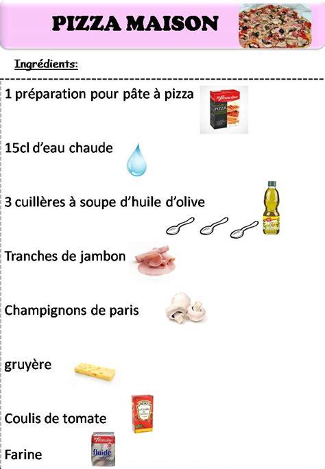 puzzle cuisine recette lamaterdeflo
