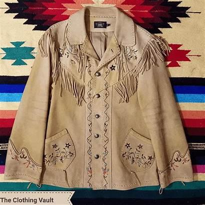 Rrl Jacket Double Mens Rl Southwestern Rocky