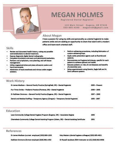 get this and other cool resume templates that you