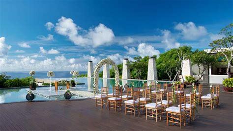 Banyan Tree Ungasan Bali Weddings