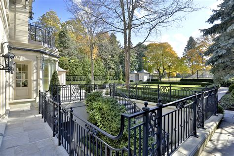 colony road toronto elegant mansion
