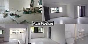 Renovation Maison Avant Apres Travaux : interieur maison avant apres ~ Zukunftsfamilie.com Idées de Décoration