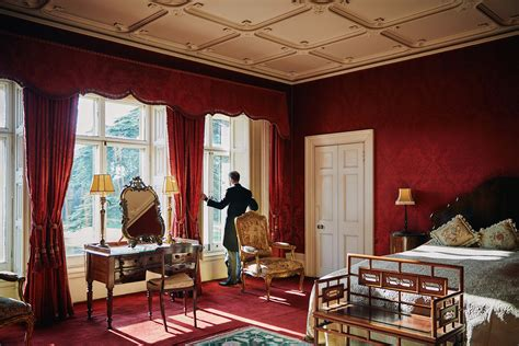 airbnb offers fans  chance  stay  downton abbey castle travel weekly