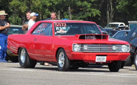 Dodge Dart muscle classic hot rod rods drag racing race gd