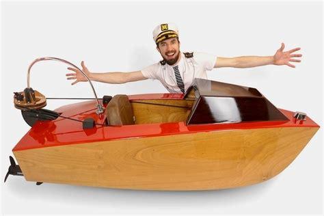 Mini Boat Kit Rapid Whale by Rapid Whale Mini Boat Kit