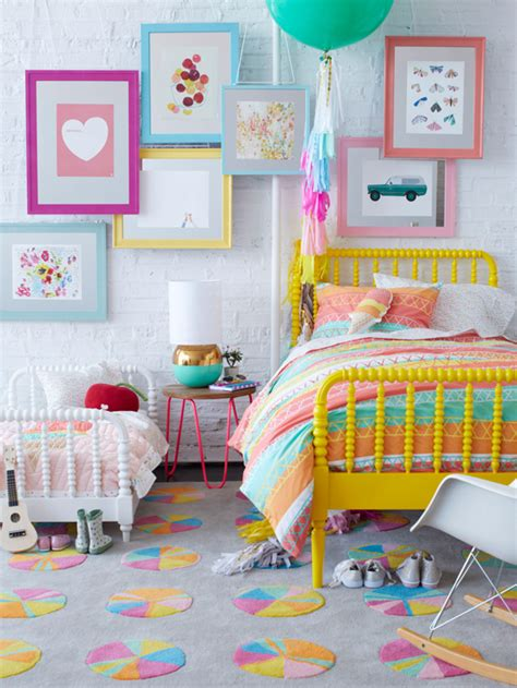 10 Colorful Kids Bedrooms Craftomaniac