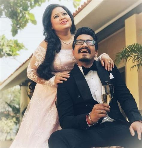 After comedian Bharti Singh, hubby Haarsh Limbachiyaa ...