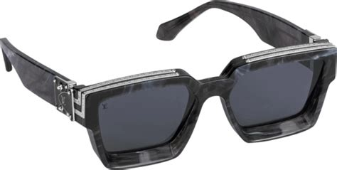 louis vuitton grey marble  millionaires sunglasses incorporated style