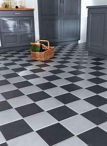 Peinture Carrelage Sol : peinture carrelage sol cuisine meilleures images d ~ Premium-room.com Idées de Décoration