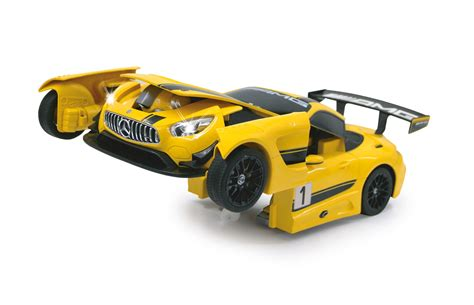 Amg Gt3 Price by Mercedes Amg Gt3 1 14 Transformable 2 4ghz Yellow Jamara Shop