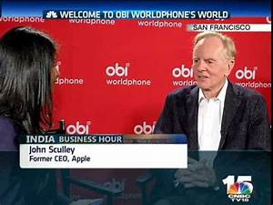Apple CEO John Sculley's New Venture - OBI WORLDPHONE ...