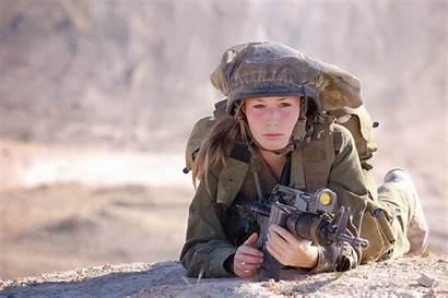 Female Soldiers Idf Future War Israeli Stories