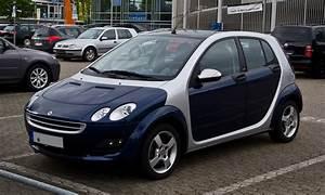 Smart Forfour Passion : smart forfour w454 wikiwand ~ Gottalentnigeria.com Avis de Voitures
