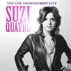 leather bound photo album suzi quatro the girl from detroit city album review