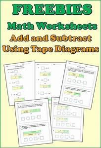 Addition Subtraction Solve Word Problems Math Worksheets