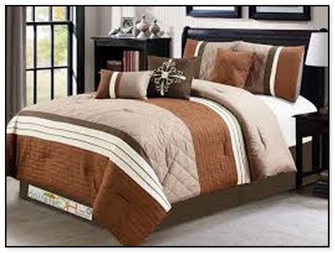 Rust Colored Comforter Sets Color