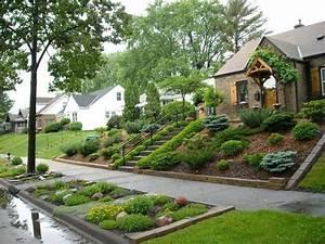 amenager son jardin en pente conseils pratiques et With amenager jardin en pente 3 amenager son jardin en pente conseils pratiques et