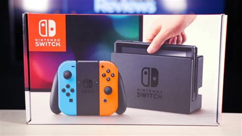 Nintendo Switch Review  The Most Exciting Console Right