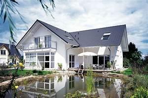 Bungalow 200 Qm : bungalow landhaus tessin ein fertighaus von gussek haus ~ Markanthonyermac.com Haus und Dekorationen