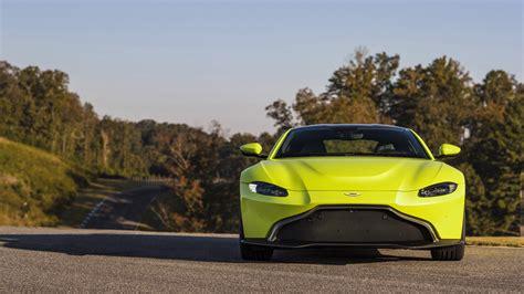 2018 Aston Martin Vantage 4k Wallpaper