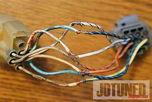 Make Your Own Obd0 To Obd1 Honda Acura Distributor Wire Harness Plug With Diagram