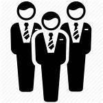 Icon Employee Employees Leadership Transparent Leader Icons