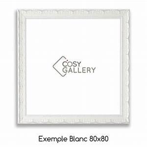 Cadre Blanc Photo : grand cadre blanc orn ~ Teatrodelosmanantiales.com Idées de Décoration