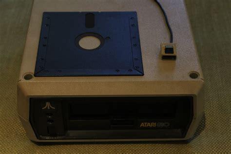 worlds smallest hard drive   atari  build bit