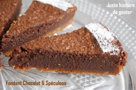 gateaux chocolat speculoos