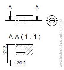 Technische Zeichnung Ansichten : formtoleranzen technisches zeichnen ~ Yasmunasinghe.com Haus und Dekorationen