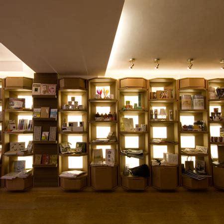 Hagiwara Shop By Design bookshop architecture and design dezeen