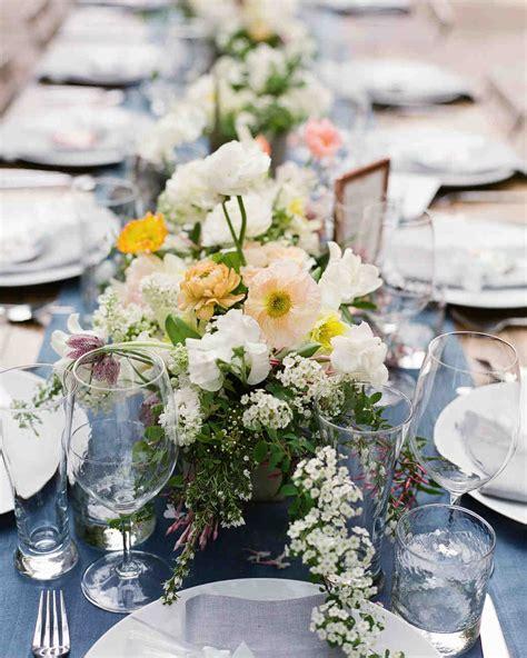 spring wedding centerpieces  love