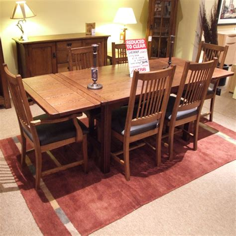 legacy dining table 6 chairs sideboard
