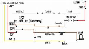 Johnson Automatic Bilge Pump Wiring Diagram