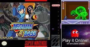 Play Mega Man U0026 Bass English On Super Nintendo