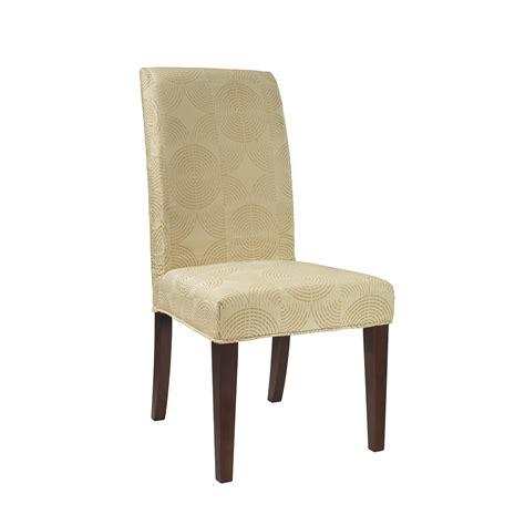 chair slipcover powell circle parson chair slipcover reviews wayfair