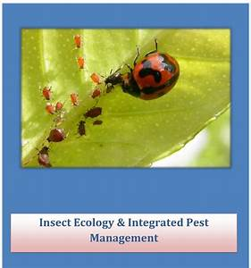 Insect Ecology & Integrated Pest Management PDF Book