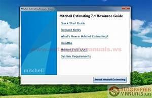 Mitchell Estimating  Ultramate   02 2016  English Full Patch