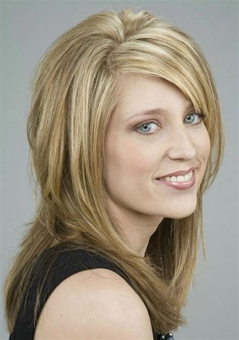 medium hair style photos medium to layered haircut medium haircut 6121