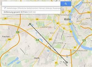 Entfernung Berechnen Luftlinie : wie weit schallt ac dc oder luftlinie und entfernung bei google maps ausmessen der tutonaut ~ Themetempest.com Abrechnung