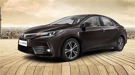 toyota corolla altis   price mileage reviews