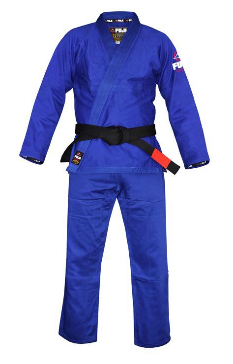 fuji sports lightweight brazilian jiu jitsu gi blue