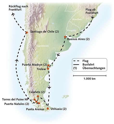 argentinien chile patagonien pur kiwitours