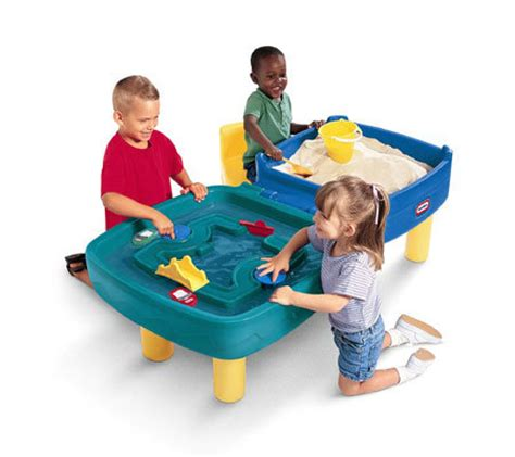 little tikes water table little tikes easy store sand and water table qvc com