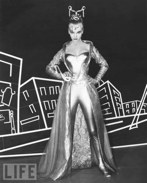 leslie nielsen space movie altaira forbidden love in the groundbreaking 1956 sci fi