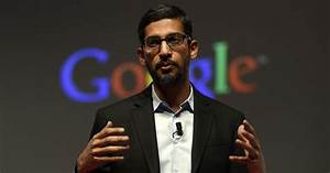 Google: Sundar Pichai cancels event to address gender ...